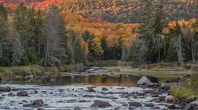 October in Adirondacks