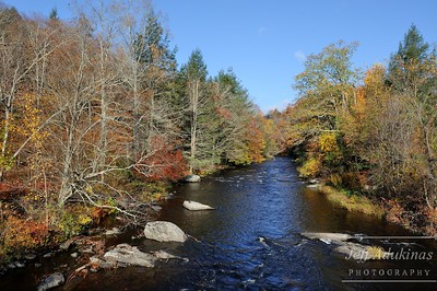 Bushkill Creek