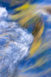 Autumn Reflections, Aravaipa Wilderness