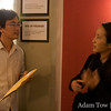 Rae talks with Chi-hui about our film.