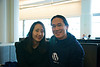 Rae and me at SFO.