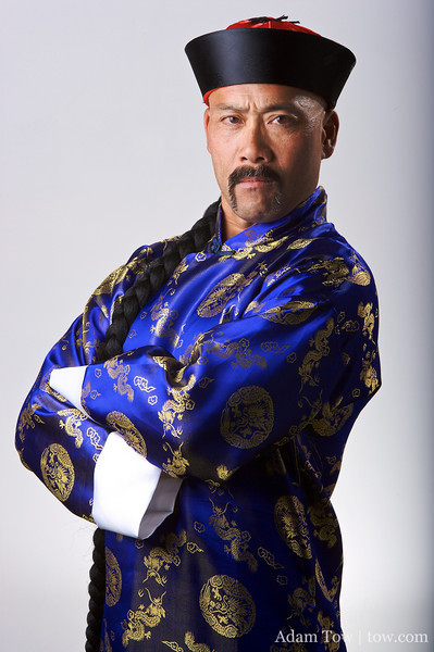 A Qing Dynasty Governor
