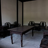 A meeting room at the Datong School in Shaoxing.