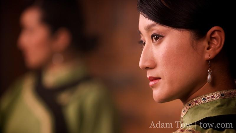 Qiu Jin knows her destiny
