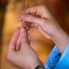Wedding hair pin