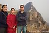 JP, Rae, and I at the Simatai Great Wall in China.
