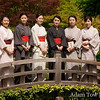 Chinese women in Japan with Qiu Jin.