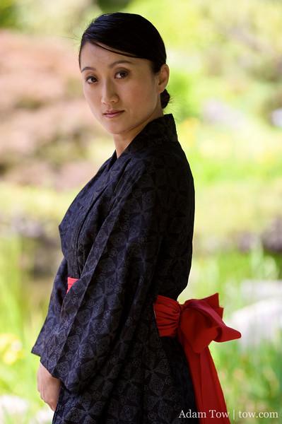 Qiu Jin in Japan.
