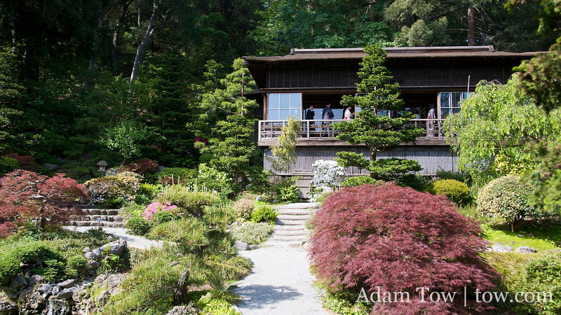 Hakone Gardens (photo by Rae Chang)