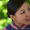 Connie as Qiu Jin's friend