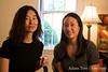 Professor Lingzhen Wang of Brown University and Rae Chang.