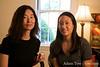 Professor Lingzhen Wang of Brown University and Rae Chang.