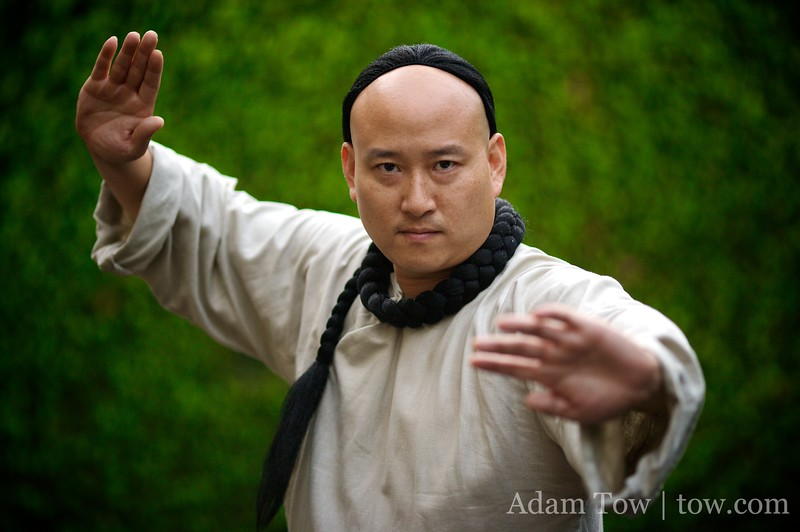 Don't mess with this Tai Chi Master
