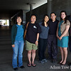 Adam and Rae with the organizers of the ASU screening: Kathy, Irene, Mia, and Jeff.