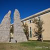 The Solstice Calendar at Austin College.