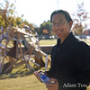 Adam... if that sculpture were 5 times bigger, it would be at Burning Man.