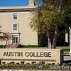 Austin College is the oldest Texas college still operating under its original charter. It's located in Sherman, Texas.