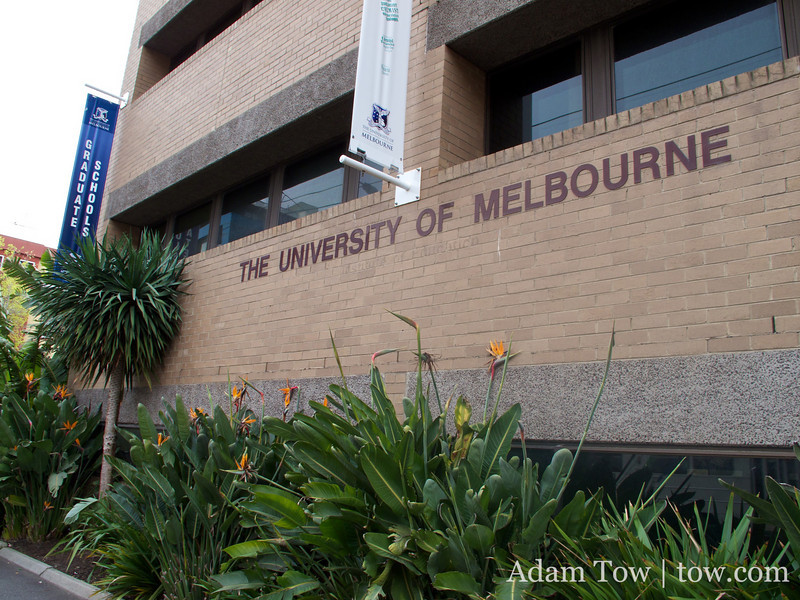 Autumn Gem screened at the University of Melbourne for the Confucius Institute and the Australia-China Friendship Society.