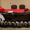 Brookdale Asia Society welcome table.