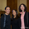Adam and Rae with Professor Lingzhen Wang of Brown University following the screening of Autumn Gem.