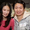 Zheng and Angela