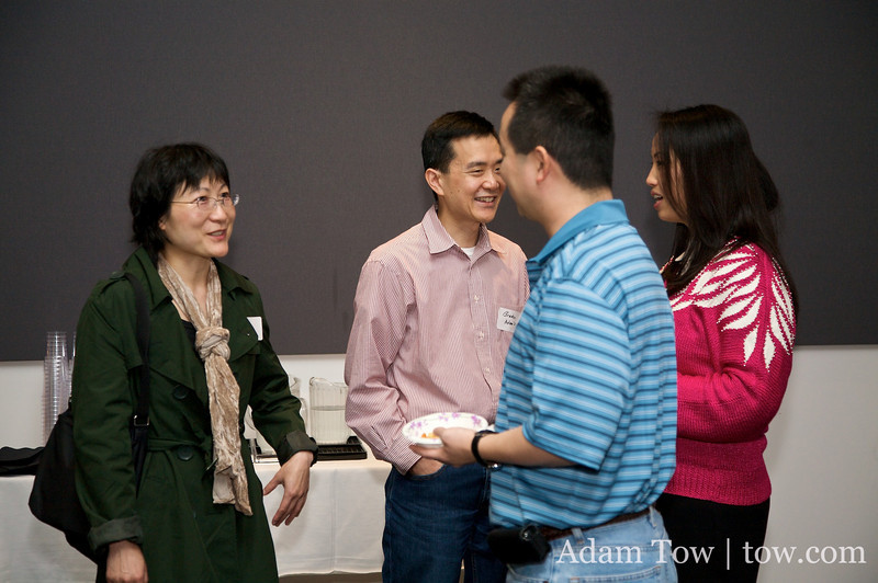 Photos from the Cast and Crew Screening party of Autumn Gem.