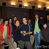 Attendees of the Autumn Gem screening at Columbia College.
