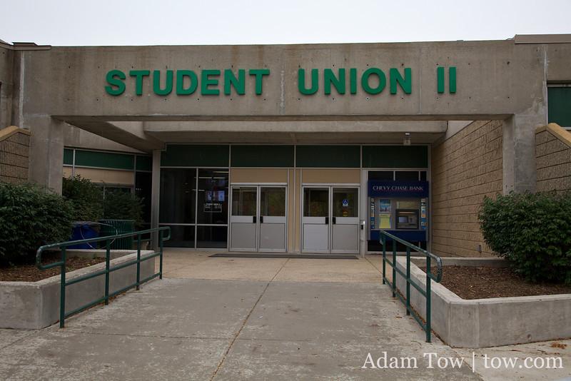 Student Union II at George Mason University.