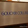Goucher College logo.