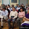 Attendees were very happy to see second-generation Chinese-Americans interested in a figure such as Qiu Jin.
