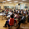 Wide shot from the Greater Boston Chinese Cultural Association screening of Autumn Gem.