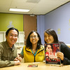 Caroline Chen interviews us for Kollaboration Houston.