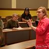 Professor Roberta Friedman of Montclair State University.