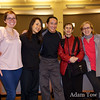 With Chelsea, Ellen and Professor Friedman from Montclair University.