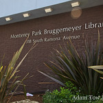 The Monterey Park Public Library.