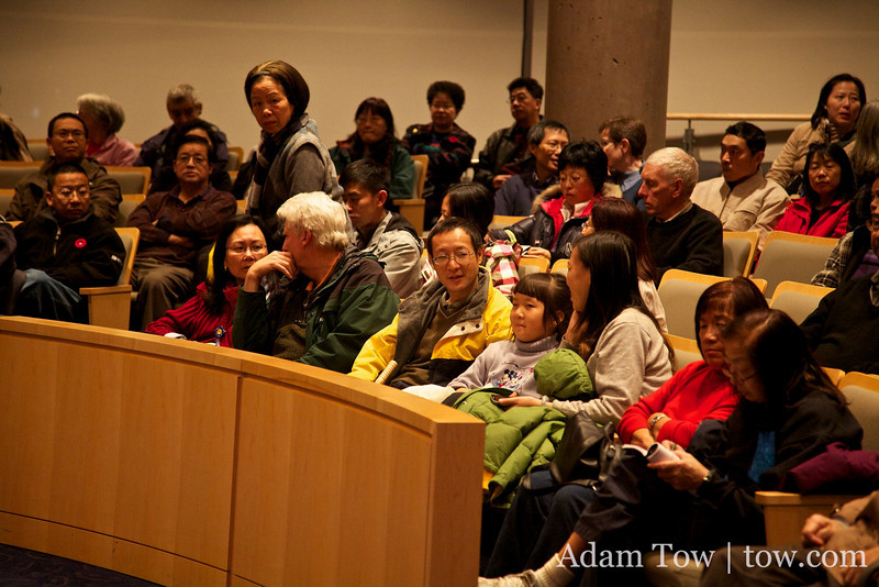 Members from the Richmond and greater Vancouver community turned out in droves for our screening of Autumn Gem.