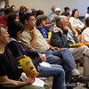 Crowd shots from the Saratoga Public Library screening of Autumn Gem.