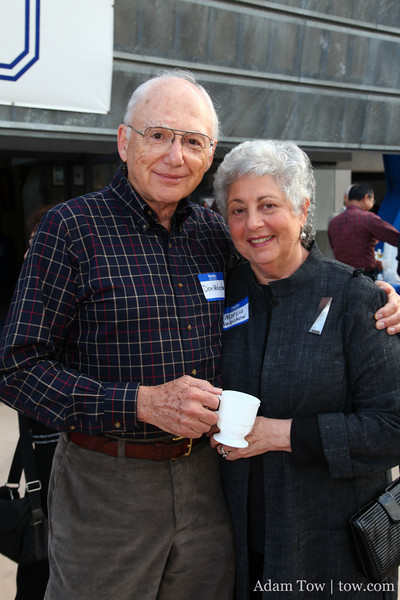 Don and Marcia Wolochow
