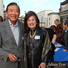 Alex and Agnes Chuang. Alex is the Executive Director of the San Diego Chinese Historical Museum.