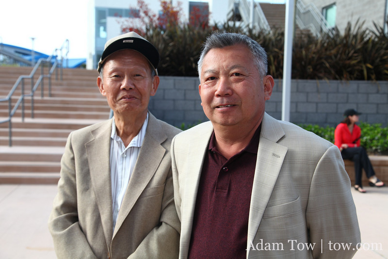 Mr. Wong and Mr. Fong
