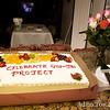 Celebrate Qiu-Jin Project Cake