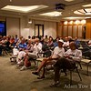 The crowd at the Cerritos Public Library screening.
