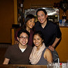 Dinner with my cousin, King-Ming and Aimee at Versailles Cuban Restaurant in Culver City, CA.