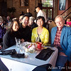 Lunch with Professors Zhang and Field.