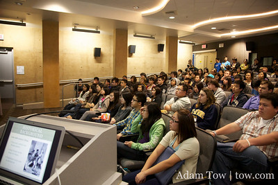 Autumn Gem Screening at UC Irvine