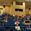 Panorama of Cole Hall Auditorium during the screening of Autumn Gem.
