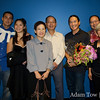 Leung family with Adam's parents.