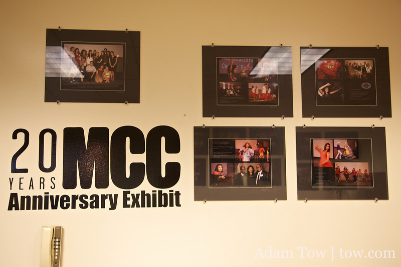 20 years of the MultiCultural Center.