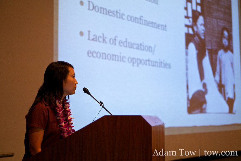 Rae talks about the lack of education and economic opportunities for women in 19th-century Qing Dynasty China.