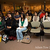 About 90 students came to watch Autumn Gem at the University of Maryland-Baltimore County today.